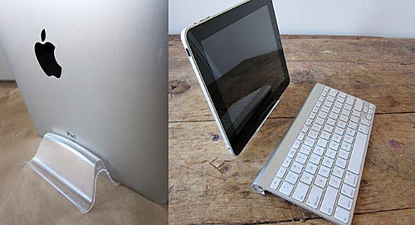 ipad stand business card holder 1
