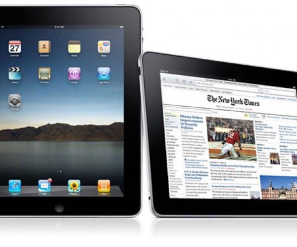 Apple Sells 300k Ipads on Saturday