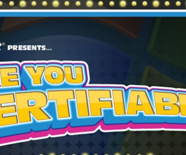 Microsoft'S Are You Certifiable? is Probably the Nerdiest Game of All Time