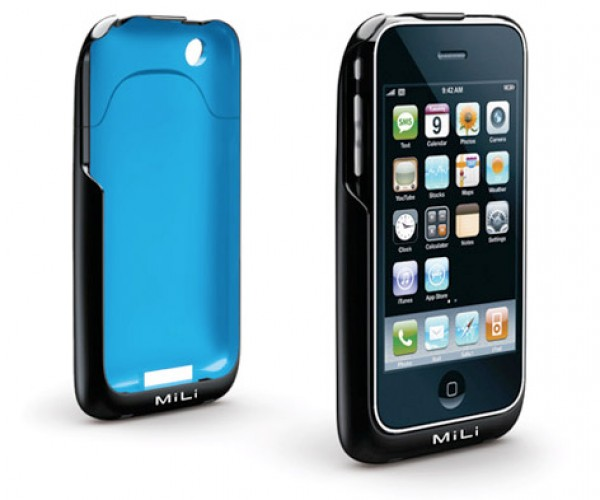 Mili Power Skin Protects Your iPhone and Juices It Up