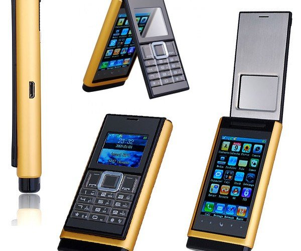 N933 Flip Phone Looks Like a Communicator and an iPhone Had a Baby