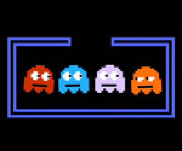 Pac-Man Ghosts Discuss Television