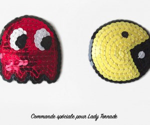 Pac-Man and Mario Pasties Score Extra Points With Geeks