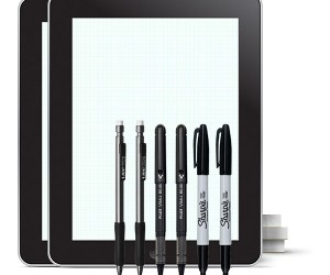 Pixel Pads: Like iPads, Only Paper
