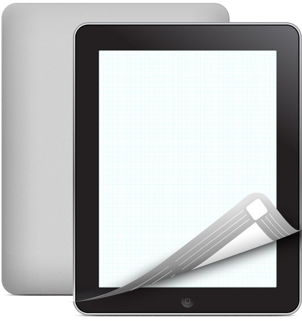 pixelpad paper ipad 2