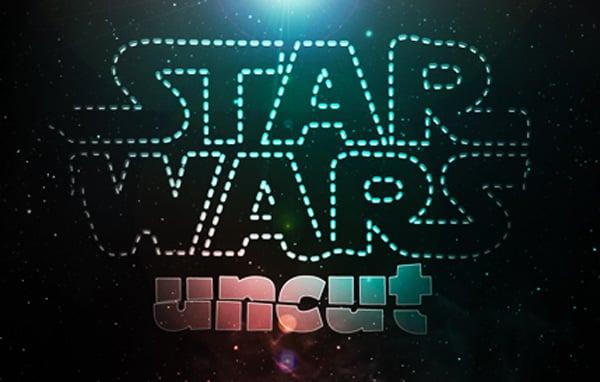 Star Wars Uncut Logo