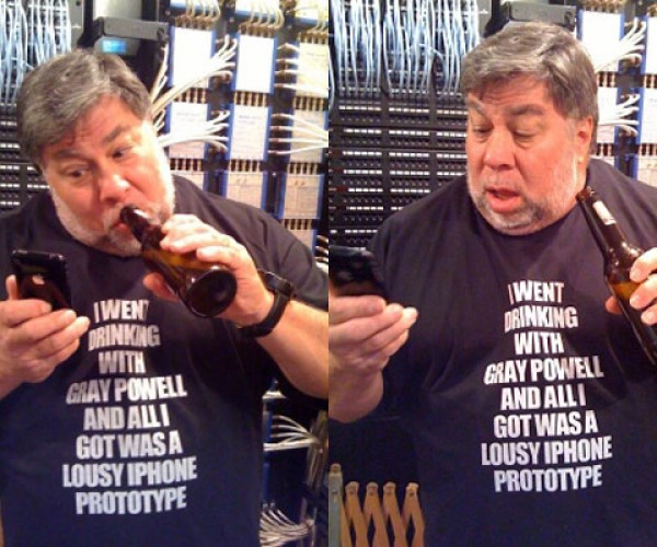 Apple Co-Founder Pokes Fun at Company'S Leak Woes