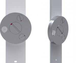 Tao Ma'S Watch Concept Puts the Screws to Time