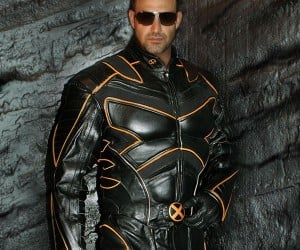 X-Men Wolverine Motorcycle Suit From X2 Gets Real