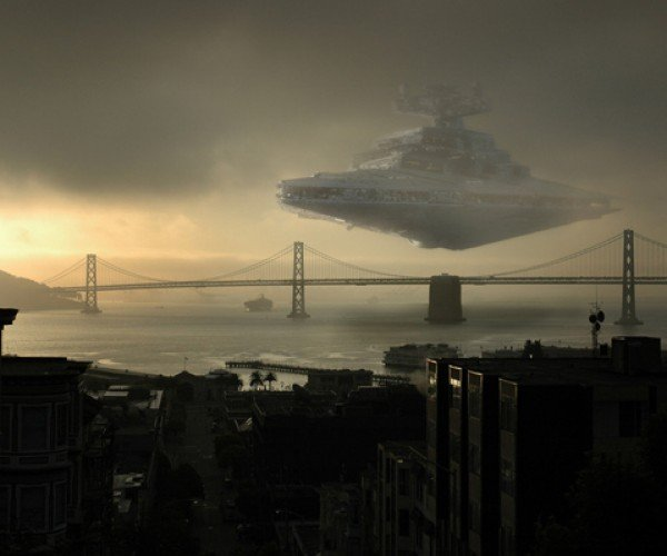 The Empire Strikes Bay Area