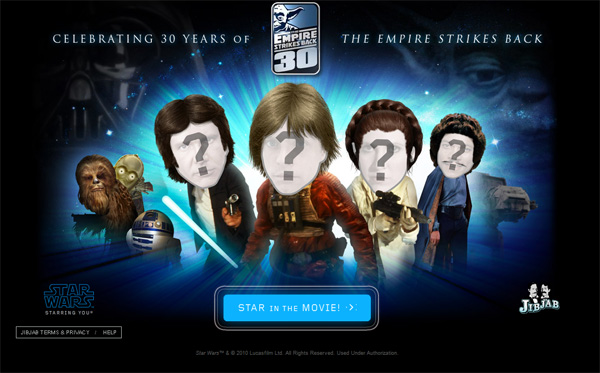 star wars fan yourself empire strikes back fun sharing