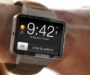 iWatch Wristwatch Concept: Apple, Make This Now.