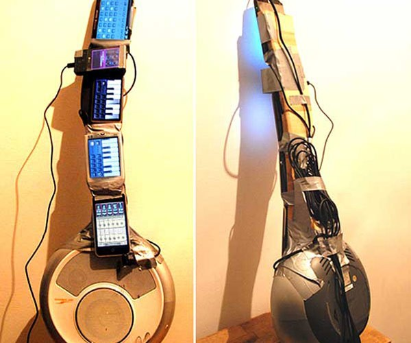 Android-Winmo-Iphoneos Guitar: What Happens When the Phone Rings?