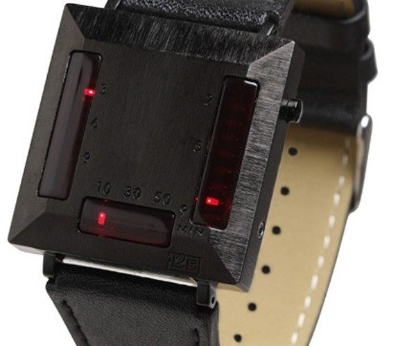 Our Cylon Overlords Would Approve of This Watch