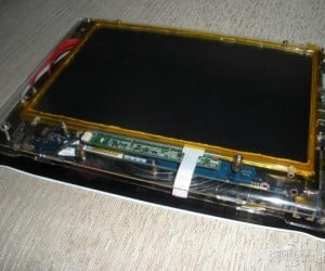 See-Thru Tablet: DIY iPad