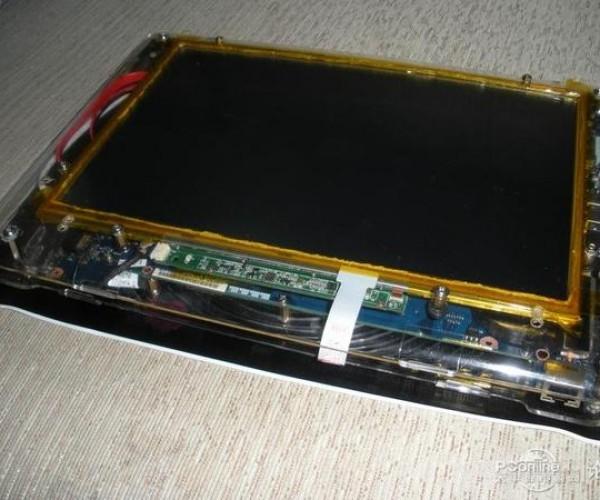 See-Thru Tablet: DIY iPad
