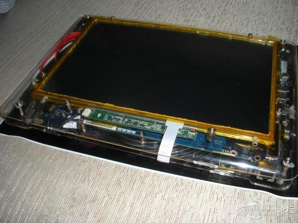 diy pandepig china tablet mod hack ipad touchscreen