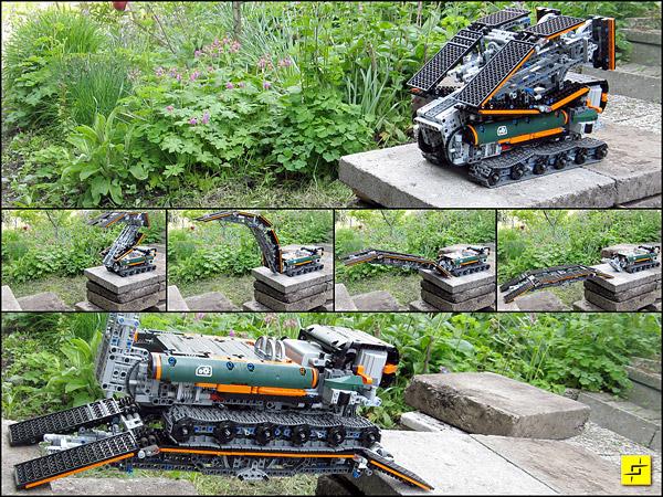 lego mahjqa bridge extender toy technic