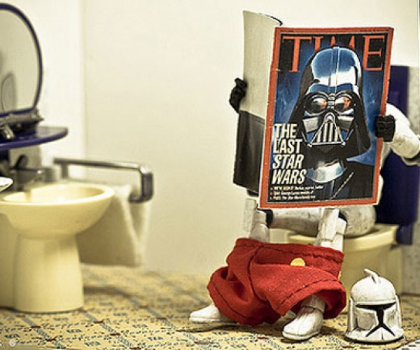 The Secret Life of Star Wars Toys