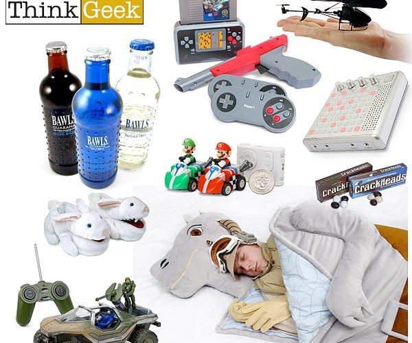 Thinkgeek Discount Code for Technabob Readers