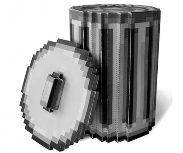 3d Windows Trashcan: Takin' Out the Trash Retro Style