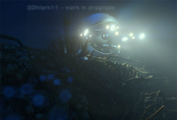3dmark 11 deep sea demo
