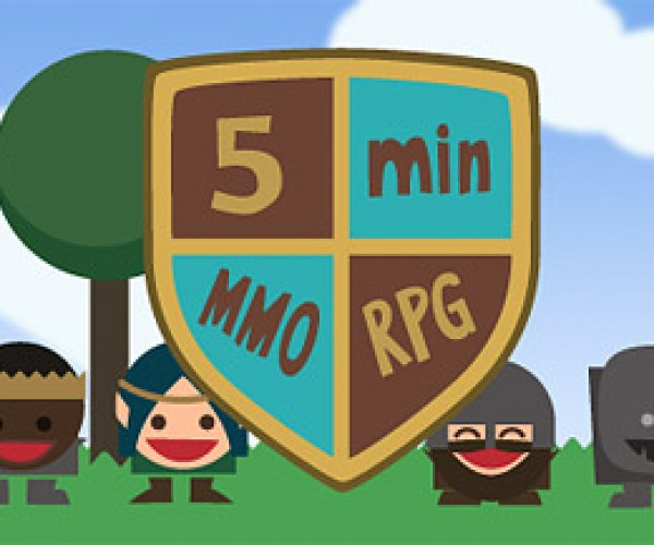 5 Minute Mmorpg: Hurry Up and Get It Over With