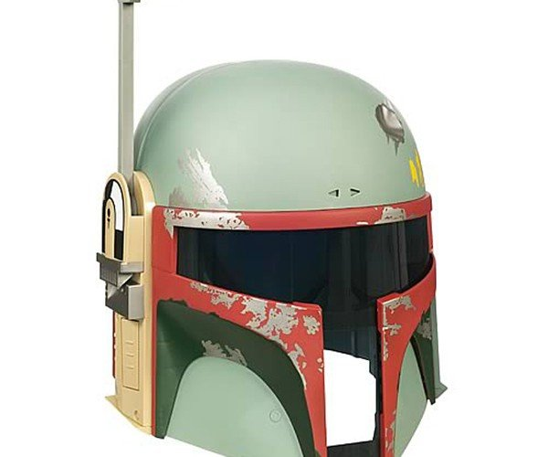 Boba Fett Helmet has a Cheap Bounty on Its Head