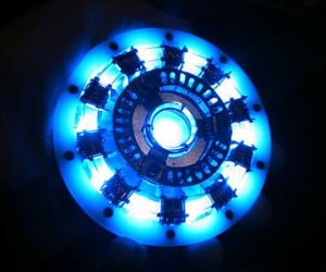 Make Your Own Iron Man Arc Reactor