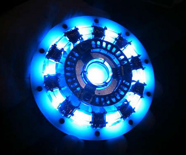 DIY Iron Man Arc Reactor 1