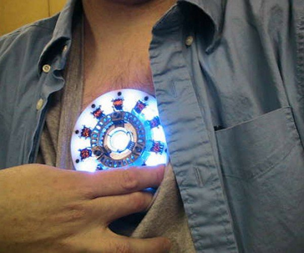 DIY Iron Man Arc Reactor 2