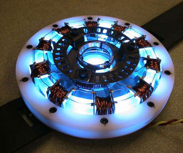 DIY Iron Man Arc Reactor 4