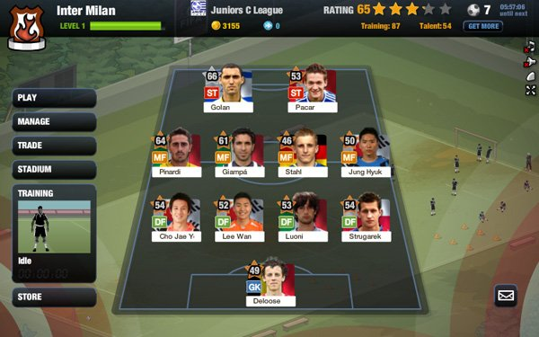 Ea Sports Superstars on Facebook 2