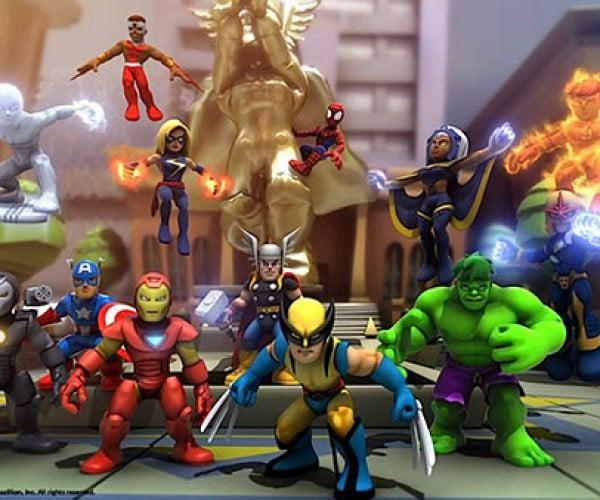 Marvel Super Hero Squad Online: for Kids Only?
