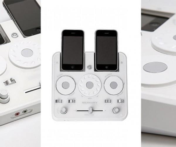 Uo Dj Mixer Won'T Scratch Your iPod