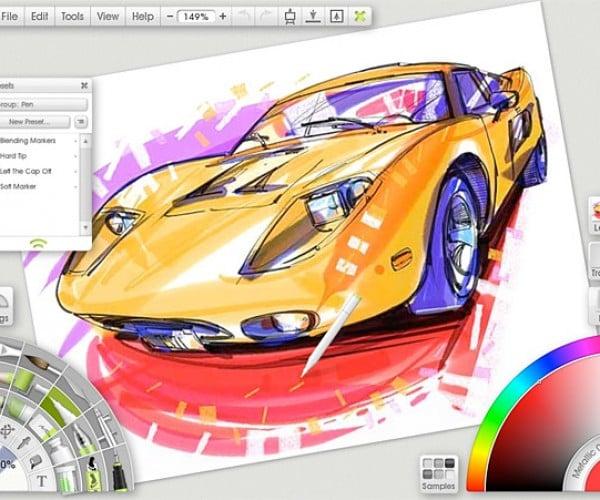 Technabob Reader Giveaway: Artrage 3 Studio
