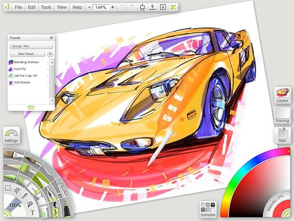 artrage studio pro screenshot