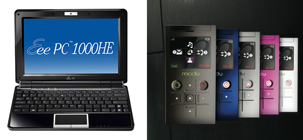 asus netbook modu phones