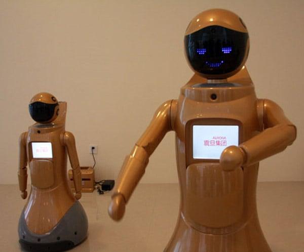 aurora kids robots