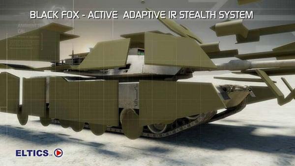 black fox stealth system