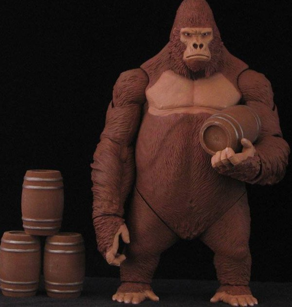 donkey kong action figures 2