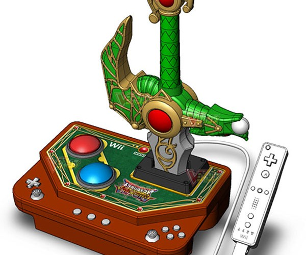 Dragon Quest Controller Can Only be Used by King Arthur