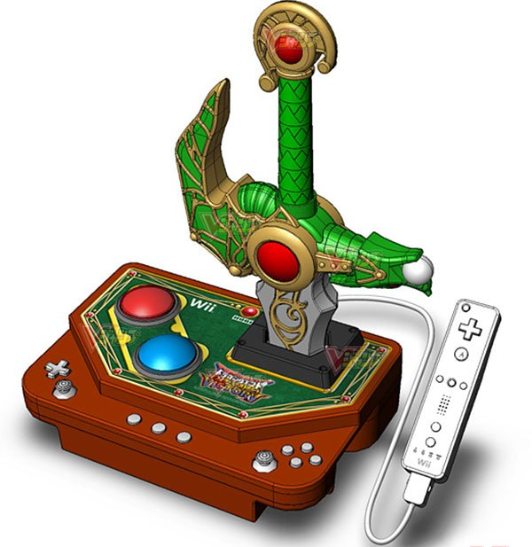 dragon quest monsters battle road victory controller