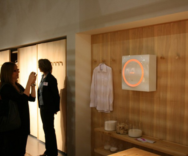 Electrolux Shine Washing Machine Concepts: More Fashionable Than Your Clothes