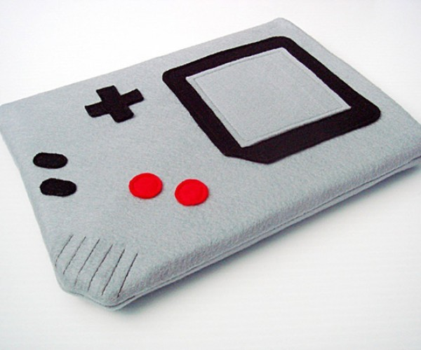 Gameboy iPad Sleeve: the Nemeses Combo