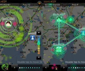 Geotrion: 3-Player Gps Game for iPhone, iPad, iPod Touch