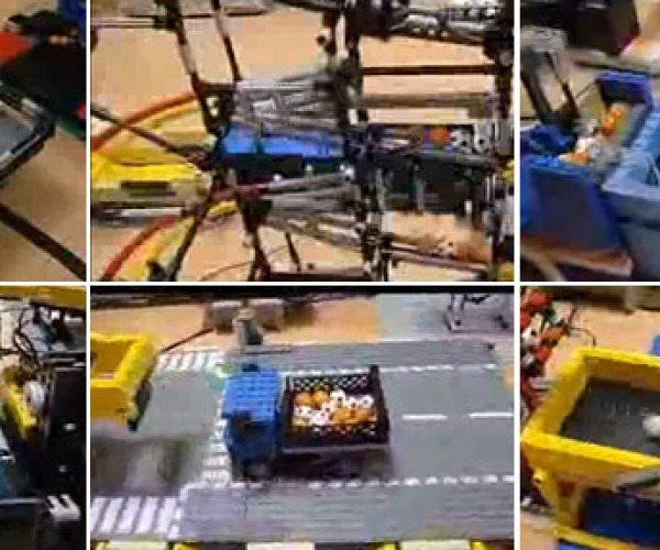 Great Ball Contraption is Boring and Mind-Blowing at the Same Time