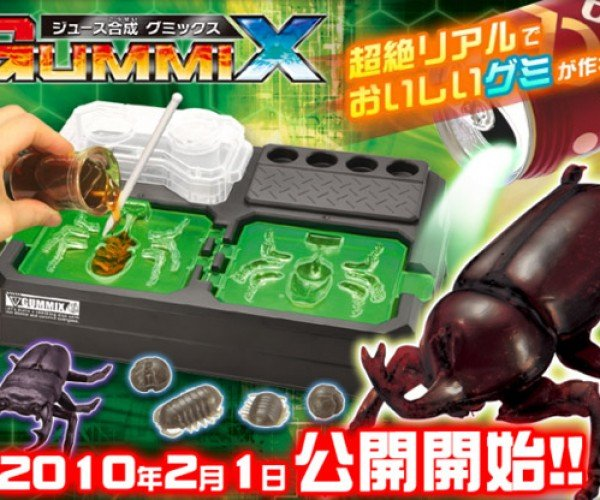 Gummix Insect Maker: Yum, Delicious Candy