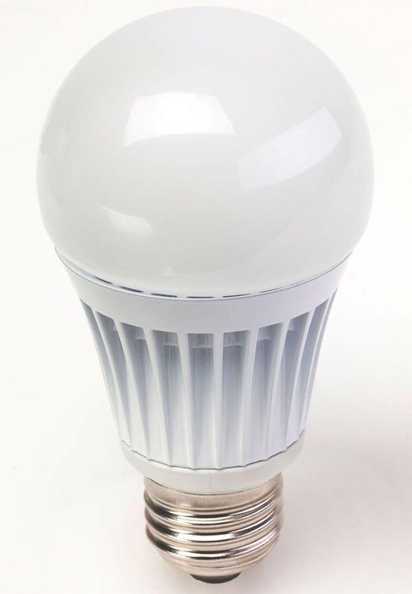 ecosmart led bulb light bulb 2 0 technabob. Black Bedroom Furniture Sets. Home Design Ideas