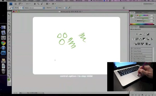 inklet for macbook